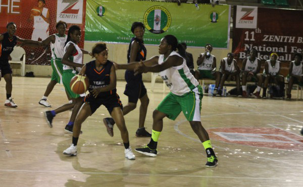 NBBF/Zenith Bank Basketball League Play-Offs Shifted