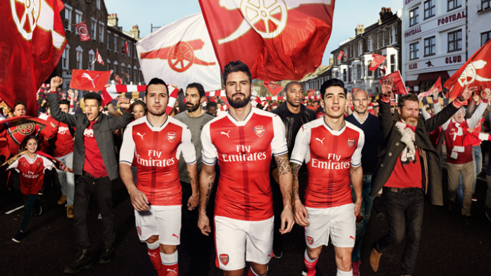 Arsenal Unveil 2016/2017 Kit, Sanchez Gets No.7