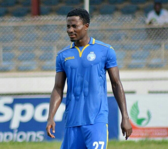 Akas Denies Turkish Deal, Relishes Enyimba Stay
