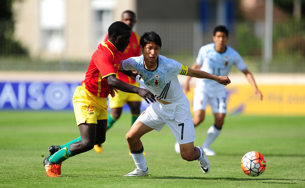 Nigeria Olympic Foes Japan Get First Toulon Win Vs Guinea