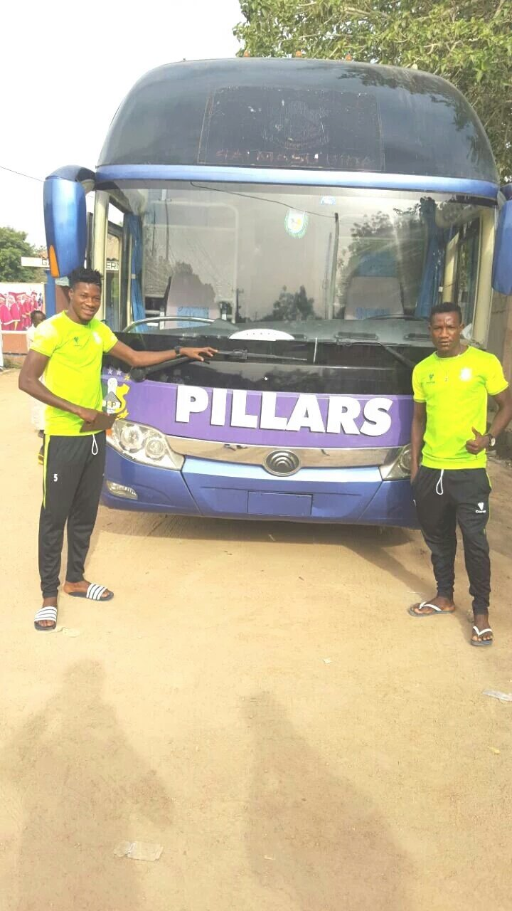 Alimi: Pillars Will Bounce Back, Learn From Mistakes