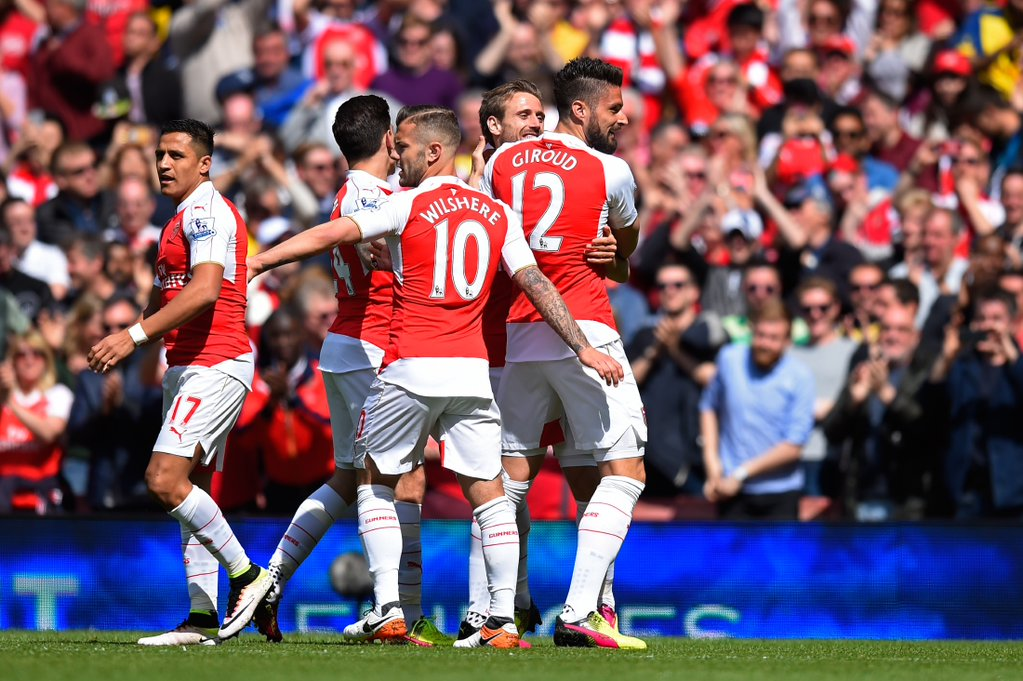 Wenger: Arsenal Wanted To Finish First