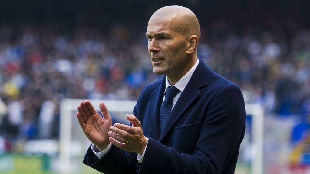 Zidane Proud Of Real After 11th UCL Win