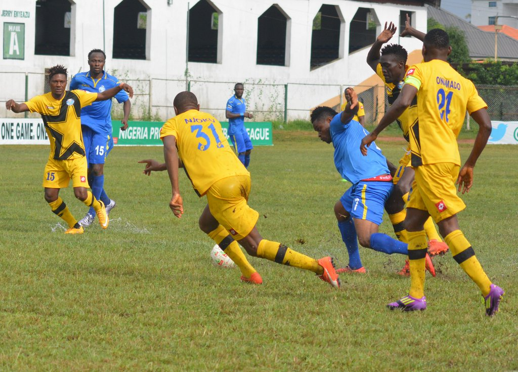 NPFL: Enyimba Go Second With Win Over Warri Wolves