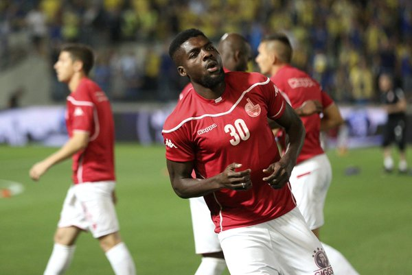 UCL Play-off: Ogu Happy With Hapoel's Showing Despite Ousting By Celtic