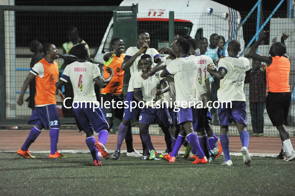MFM's Newman: We're Not Scared Of Enyimba