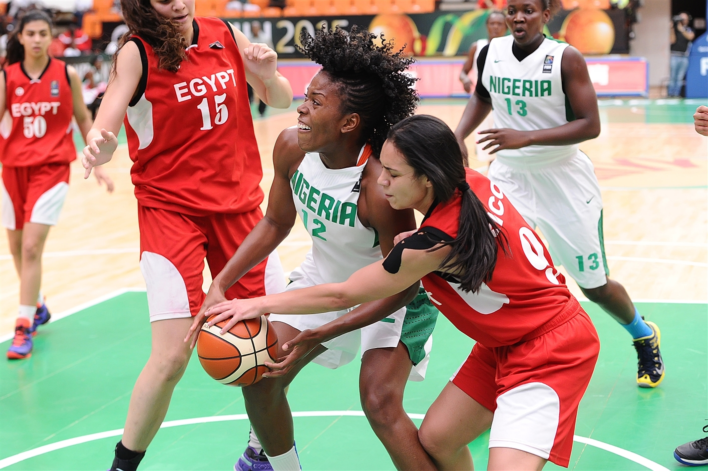 D'Tigress Star Madu Confident Ahead Of Olympic Qualifiers