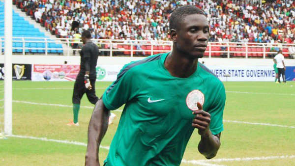 U-23 Eagles' Oduduwa Injured, Out Of Suwon Tourney