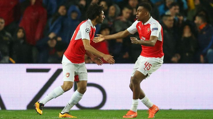 Elneny Beats Iwobi, Sanchez To Arsenal Player Of The Month