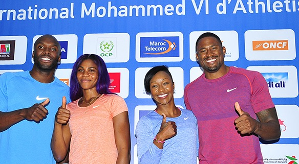 Okagbare Excited As First IAAF Diamond League In Africa Kicks Off