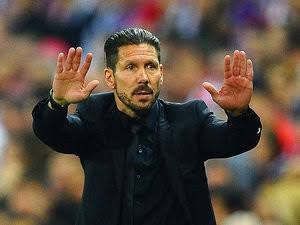 Atleti Coach Simeone Hails Ronaldo-less Real Madrid Ahead Derby Clash