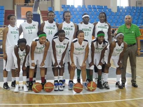 D'Tigress Coach Vincent Names 12 Players  For ‎2017 Women's AfroBasket