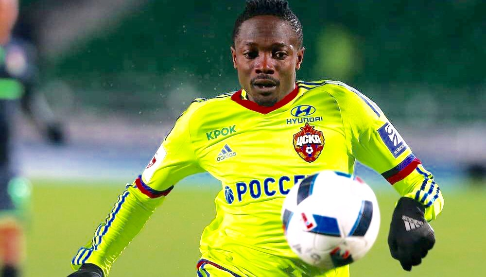 Musa Wants Russian League Title As Consolation For Cup Loss