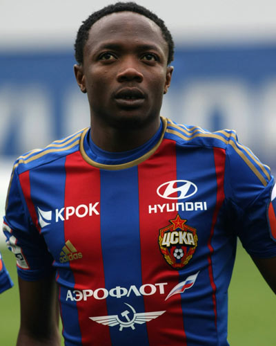 Musa Disappointed With CSKA Moscow Russian Cup Final Defeat