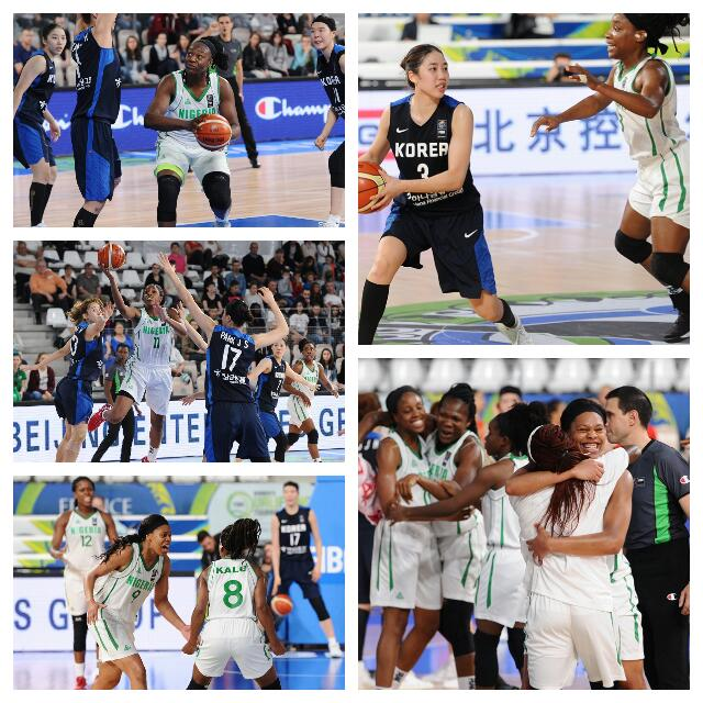D'Tigress Stay Alive In Olympic Play-Offs With Korea Victory