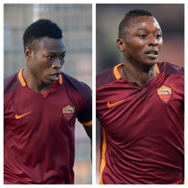 Roma Splash €5m On Nigerian Youngsters Umar, Nura