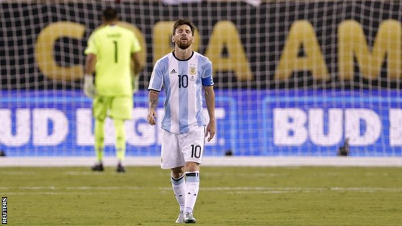 Messi Quits Argentina After Third Major Final Defeat