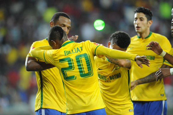 CAFCL: Sundowns Stars Fired Up For Enyimba Clash