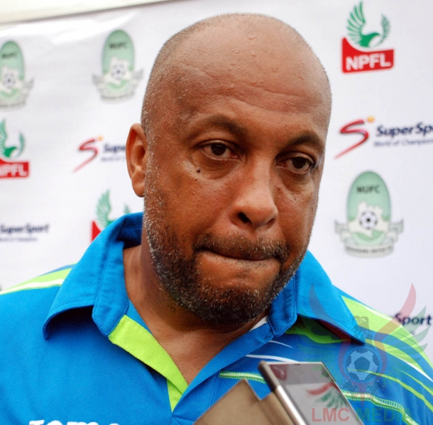 "Federation Cup: Enyimba Boss Aigbogun Wary Of ""Top Quality"" Rivers United"