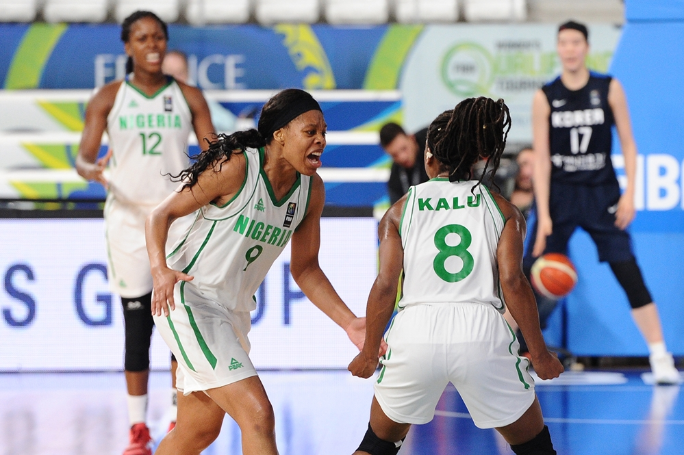 Kalu Happy To Hand D'Tigress Rio Lifeline