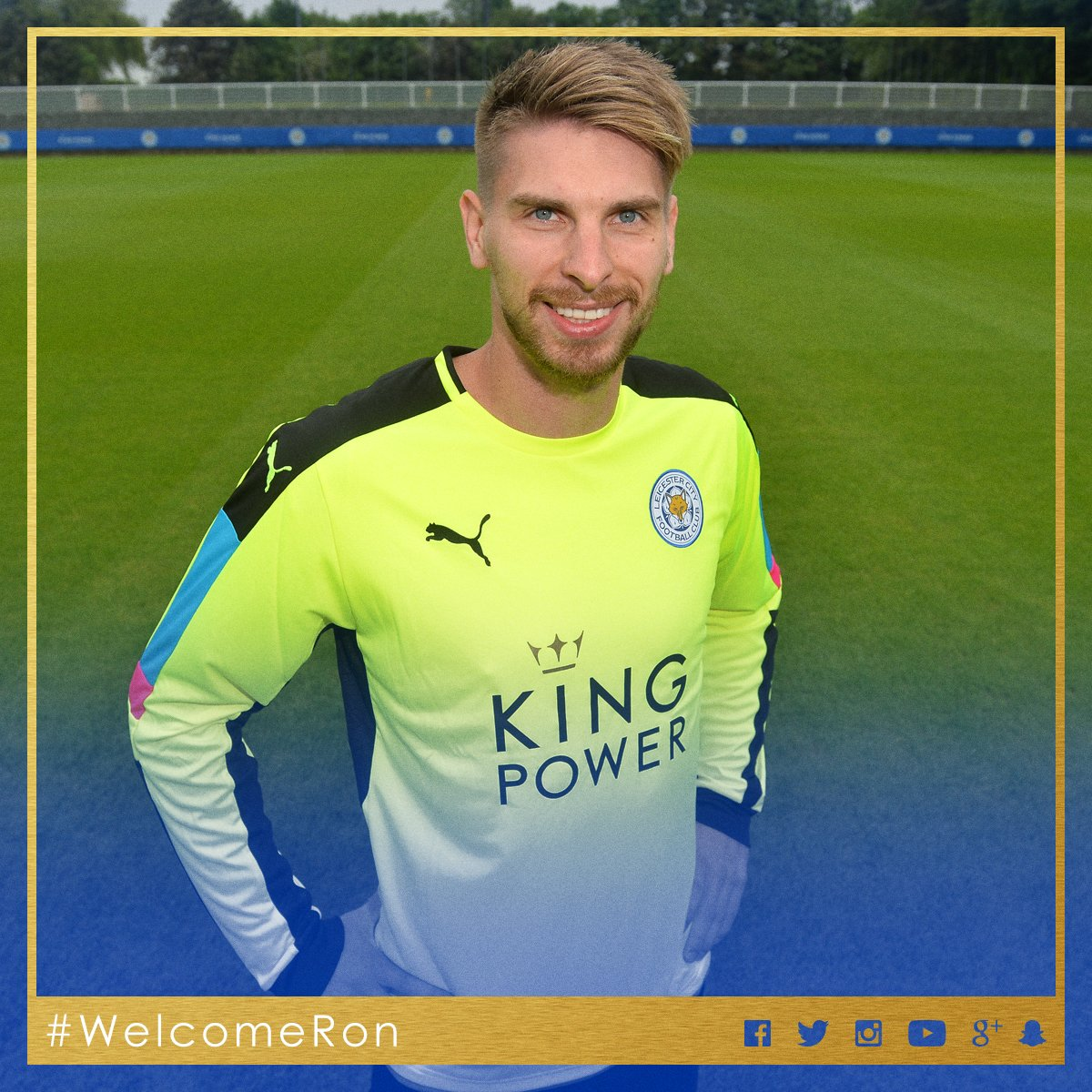 Leicester Sign Ex-Man United Keeper Zieler