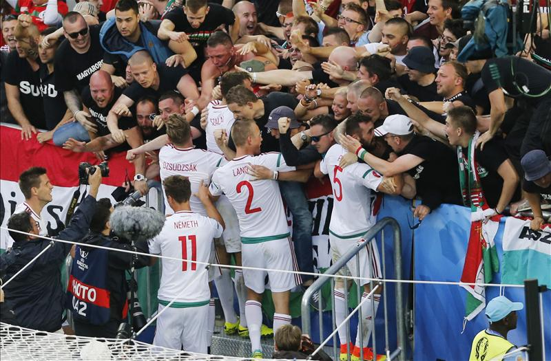 Euro 2016: Hungary Stun Austria In Group F Opener