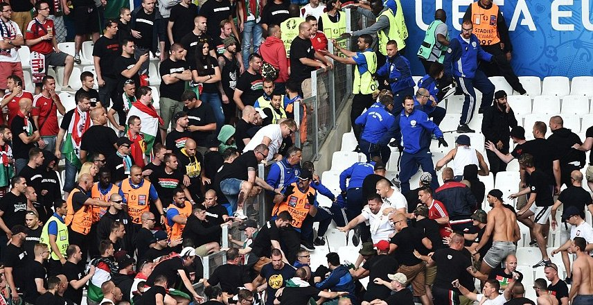 UEFA Charge Hungary, Portugal, Belgium Over Fan Trouble