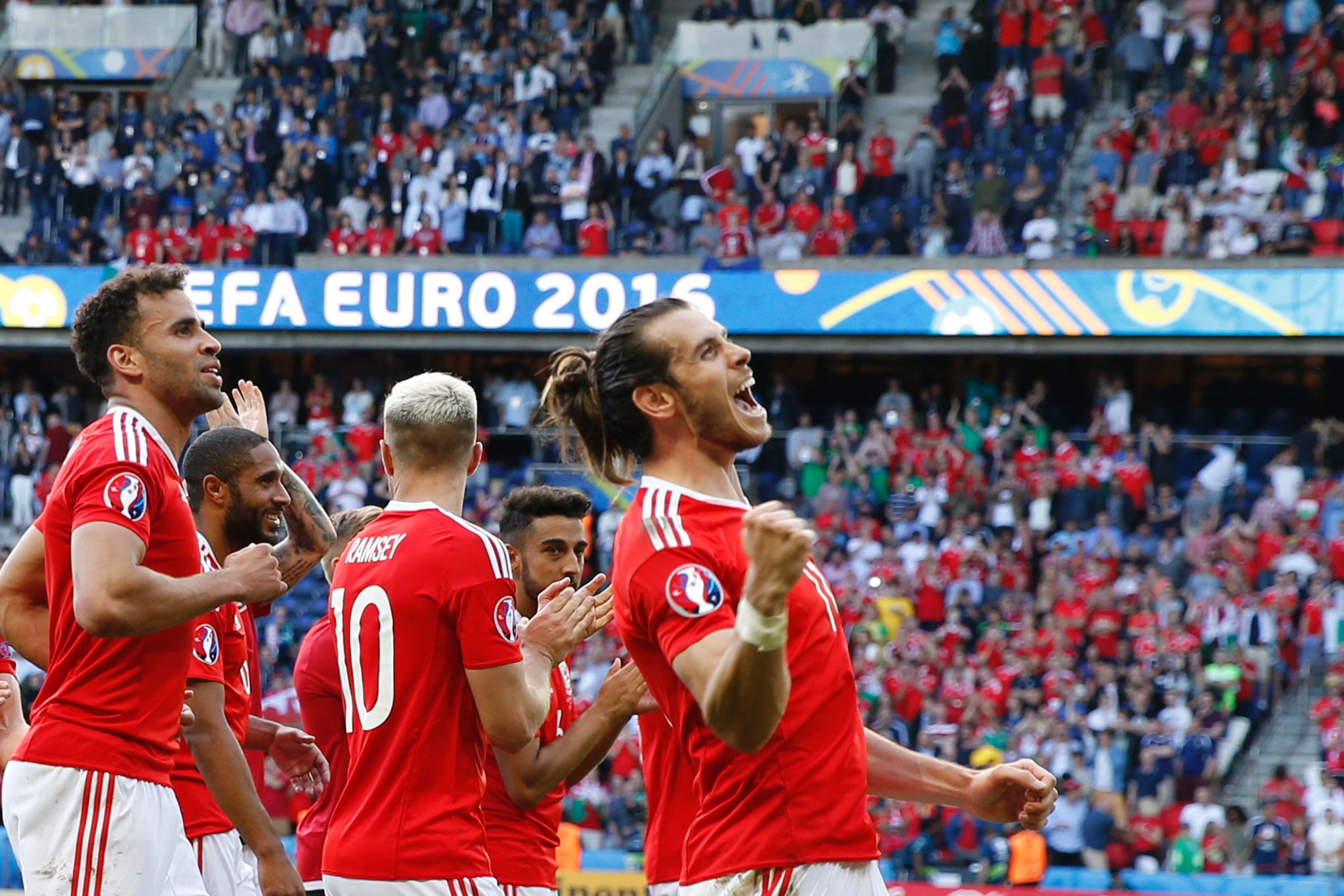 Wales Edge Northern Ireland To Advance Into Quarter-Finals