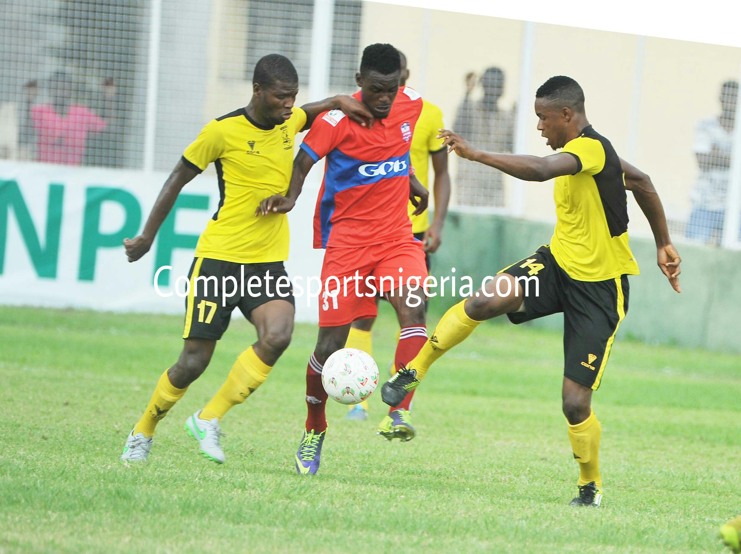 NPFL: Wikki Stay Top, Rangers Shock Heartland, Enyimba Lose Again