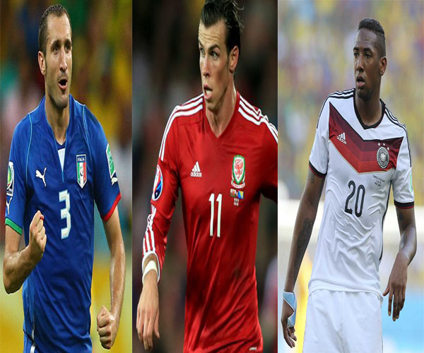 FIVE-STAR: Top 5 Performers So Far At Euro 2016