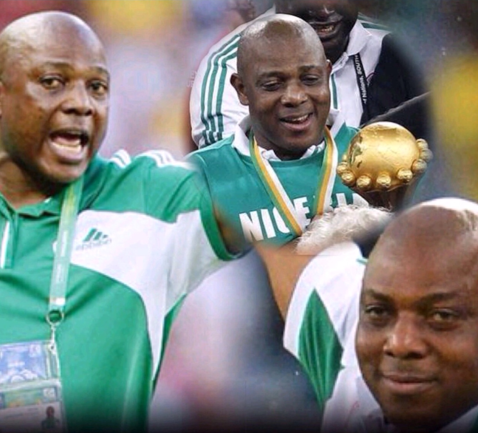 Odegbami: The Exit Of Stephen Keshi!