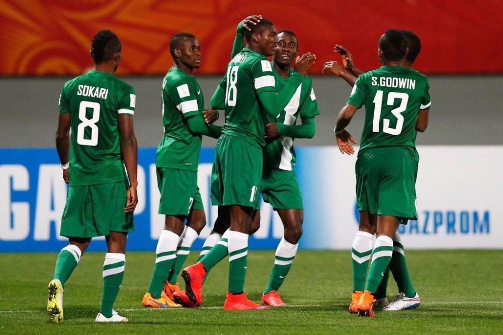 U-23 Eagles To Face Mexico In Pre-Olympics Friendly