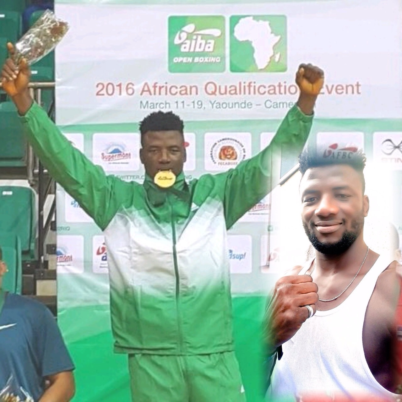 Olympics: Nigeria's Sole Boxer Ajagba To Depart For Rio Monday