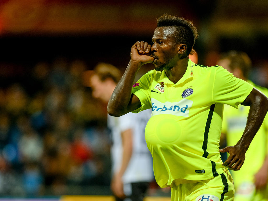 Kayode Demands Improved Austria Wien Deal To Stay
