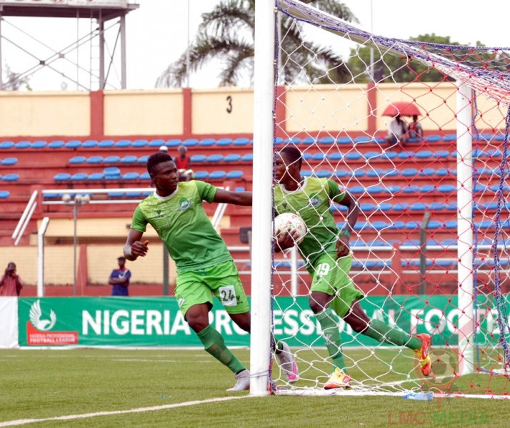 NPFL: Nasarawa Win 11th Straight Home Game, Stop Rivers United