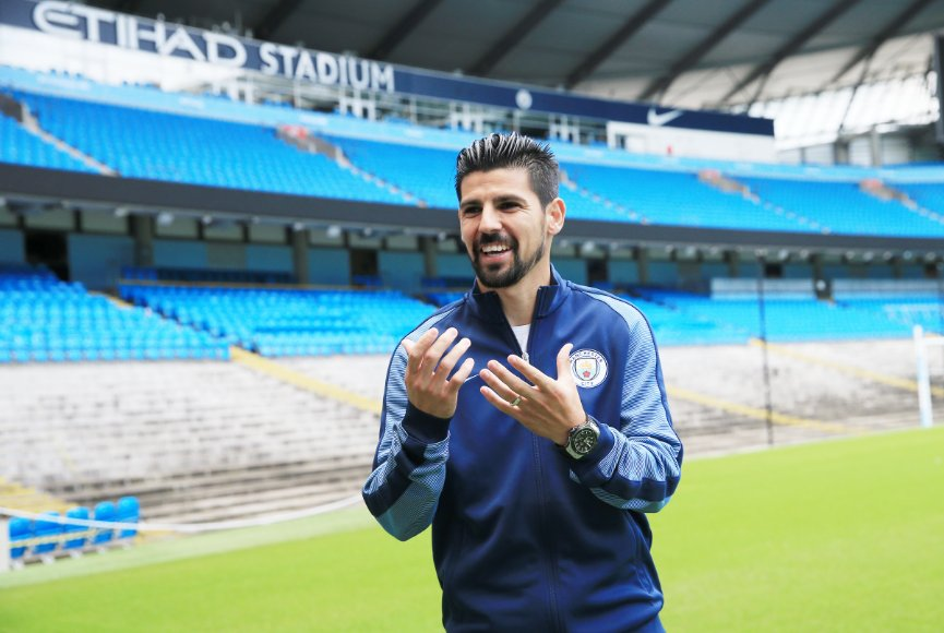 Man City Sign Spain Star Nolito