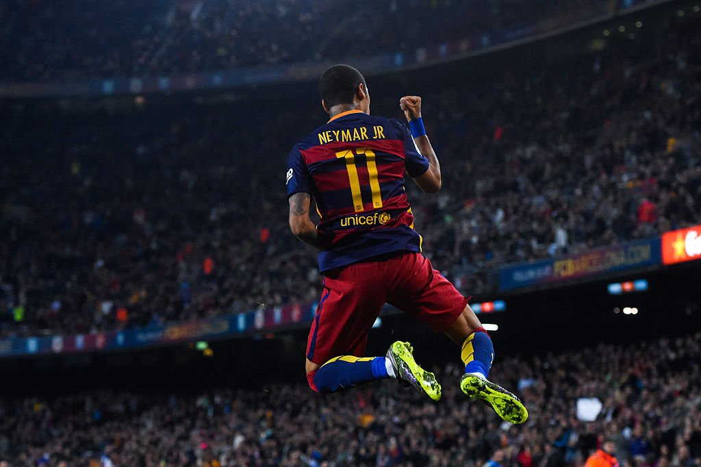 Neymar Pens New Barca Deal With €250m Clause