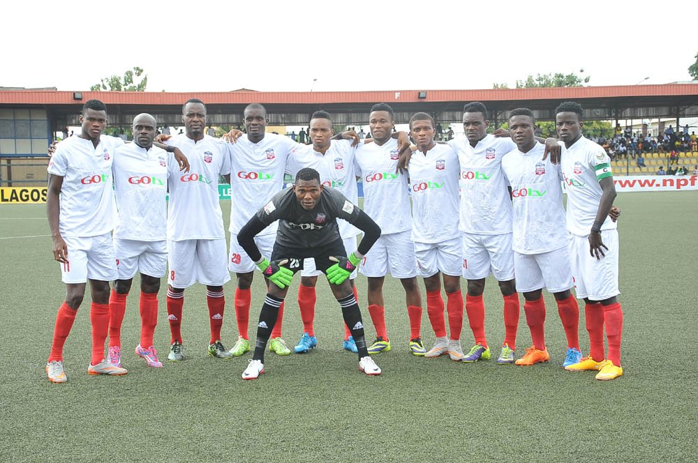 NPFL: Lobi Held At Home By Ikorodu United