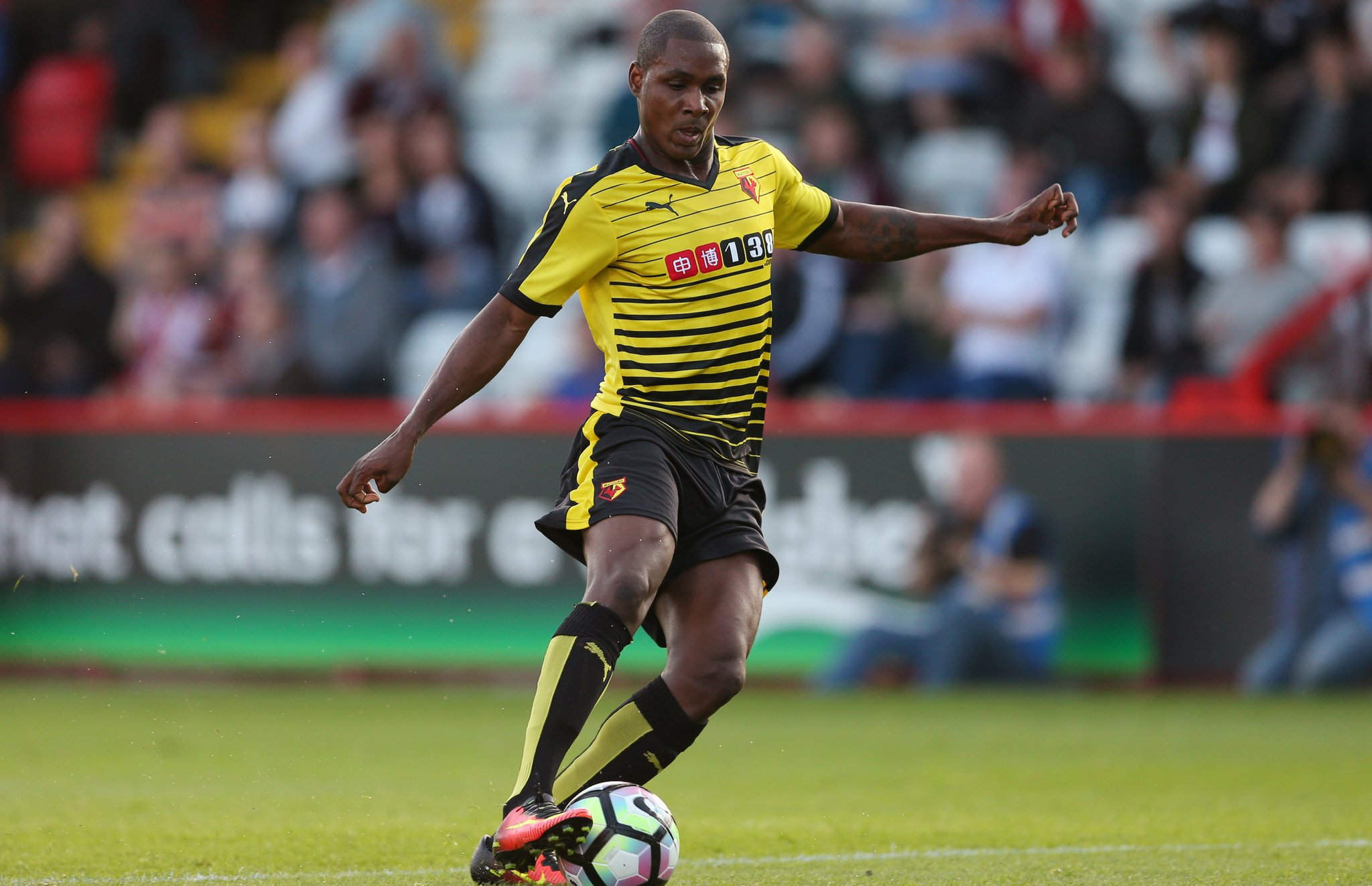 Ighalo Concerned About Helping Watford Win Games, Not Ending Goal Drought