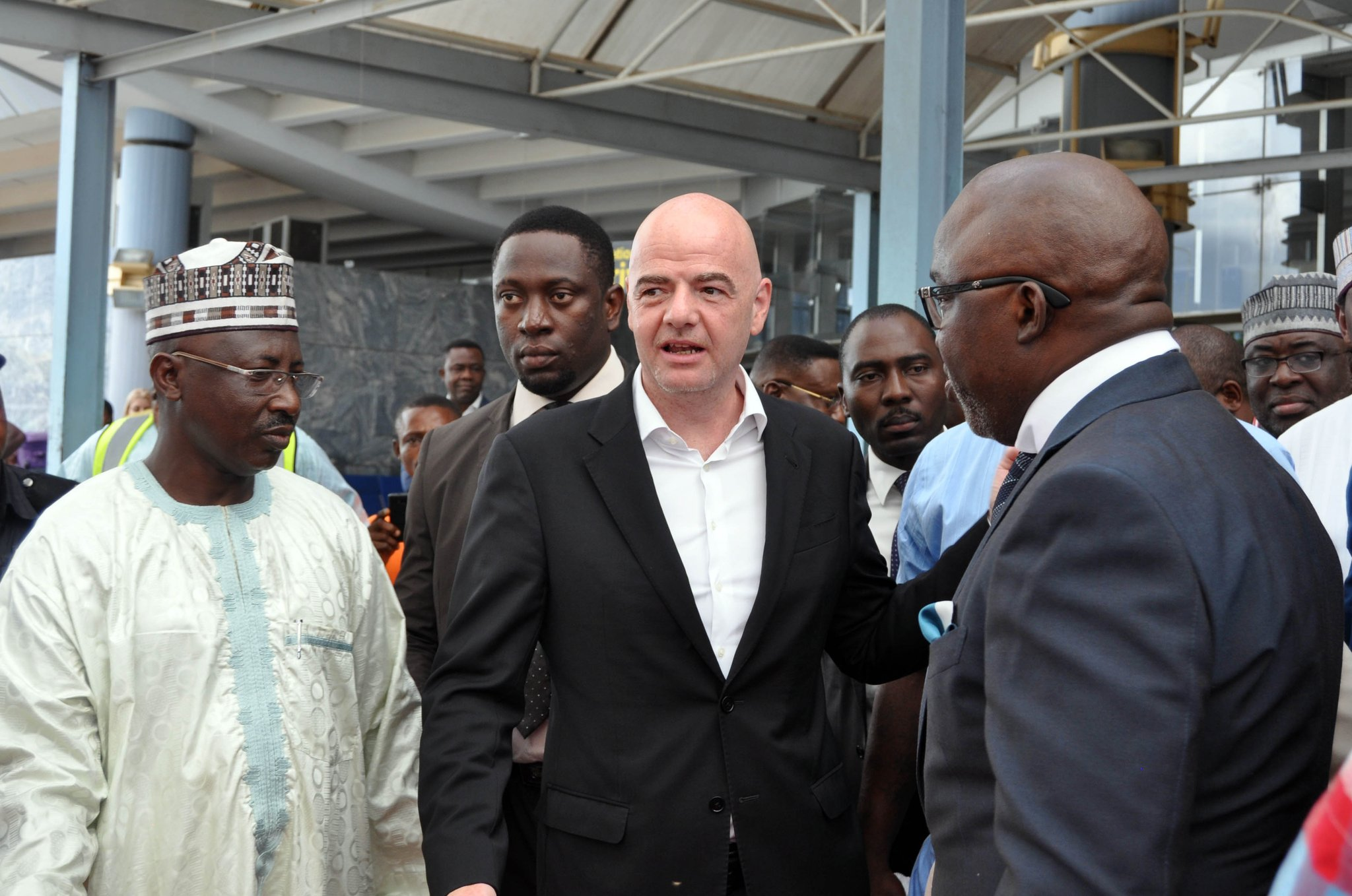 Onigbinde: NFF Must Explain Gains Of Infantino Visit