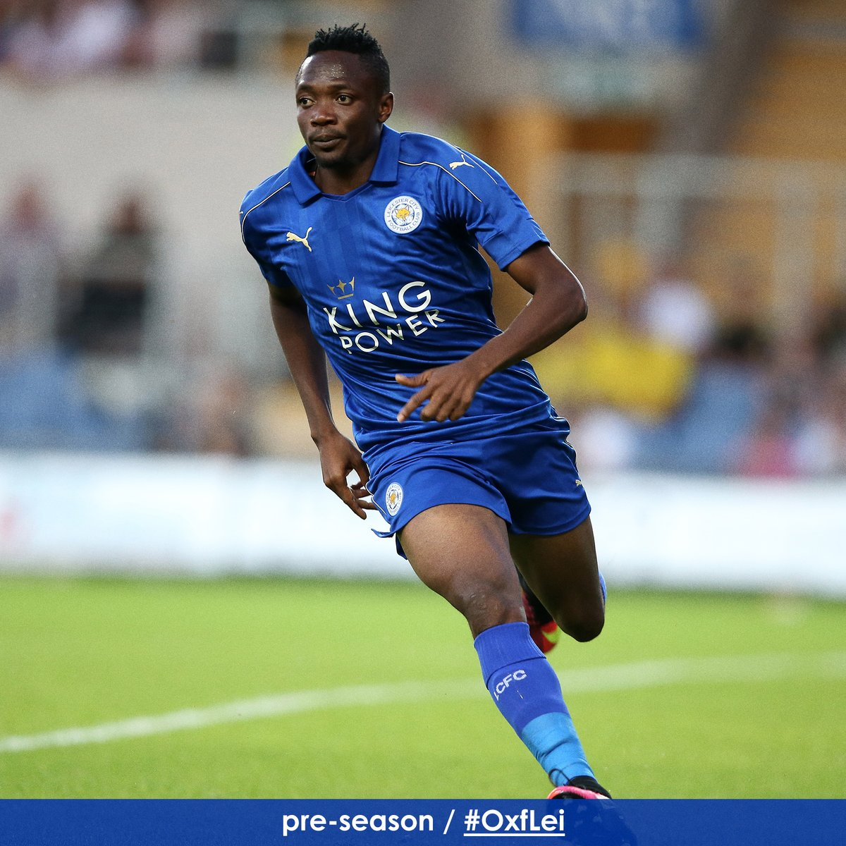 Musa Makes Impressive Leicester Debut In Pre-Season Win