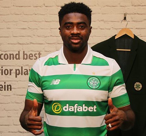 Kolo Toure Joins Efe Ambrose At Celtic