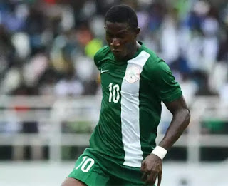 U-23 Eagles' Mohammed Sure Of Successful Olympics Campaign