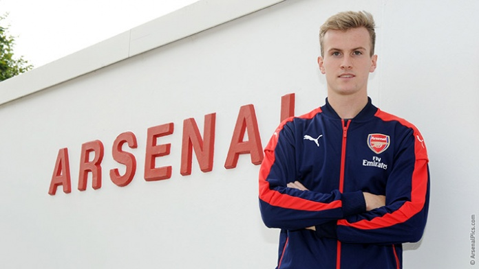 Arsenal Sign Holding From Bolton