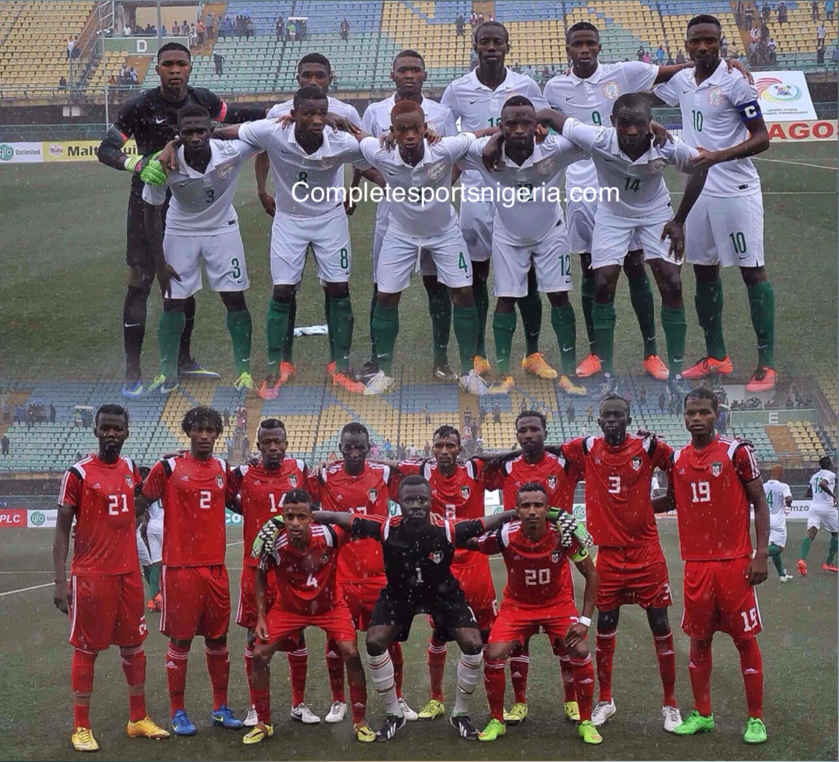 5 Reasons Flying Eagles Crashed Out Of CAF U-20 AFCON