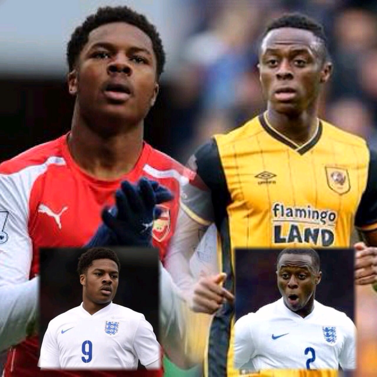 NFF: Akpom, Odubajo Ready To Play For Nigeria