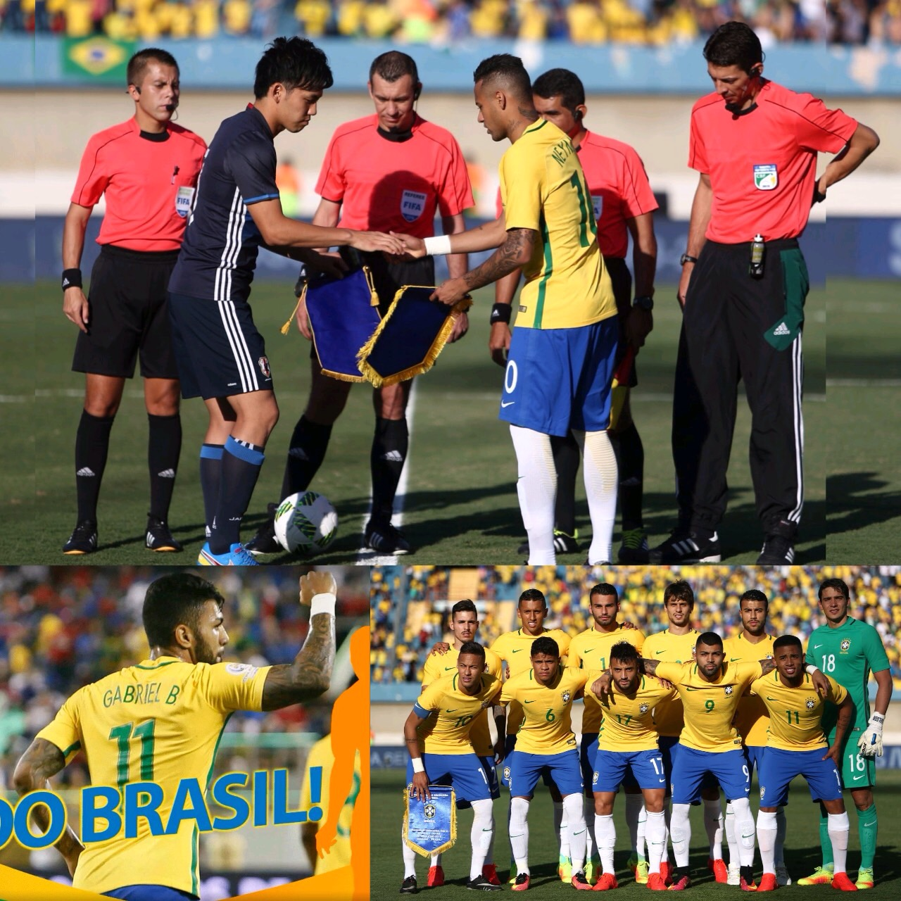 Rio Olympics: Brazil Beat Nigeria's Group B Foes Japan In Friendly