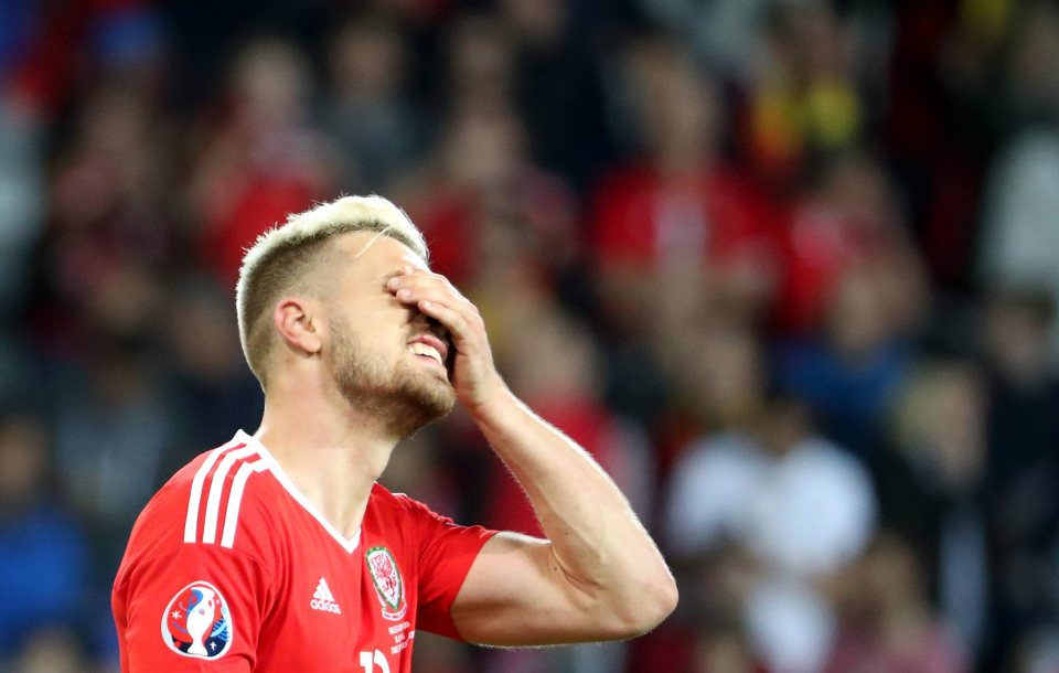 Welsh Fans Petition UEFA To Nullify Ramsey's Suspension Ahead Portugal Clash
