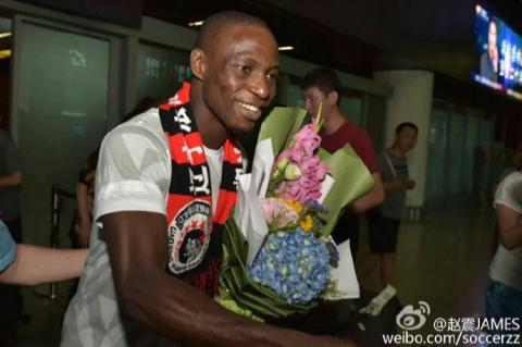 Ujah Lands In China To Complete Liaoning Move