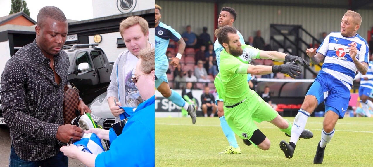 Trialist Aiyegbeni Fails To Score As Boreham Wood Lose 5-0